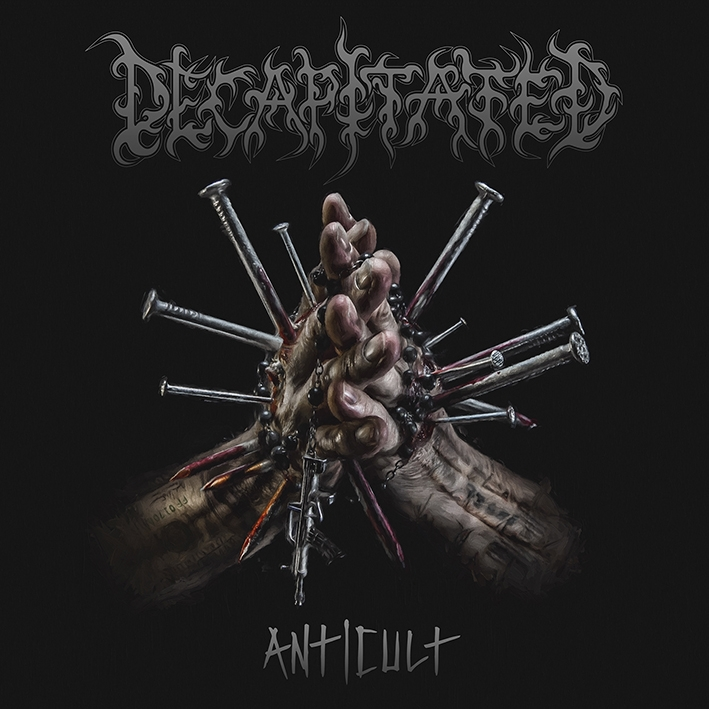 Decapitated - Anticult - Artwork