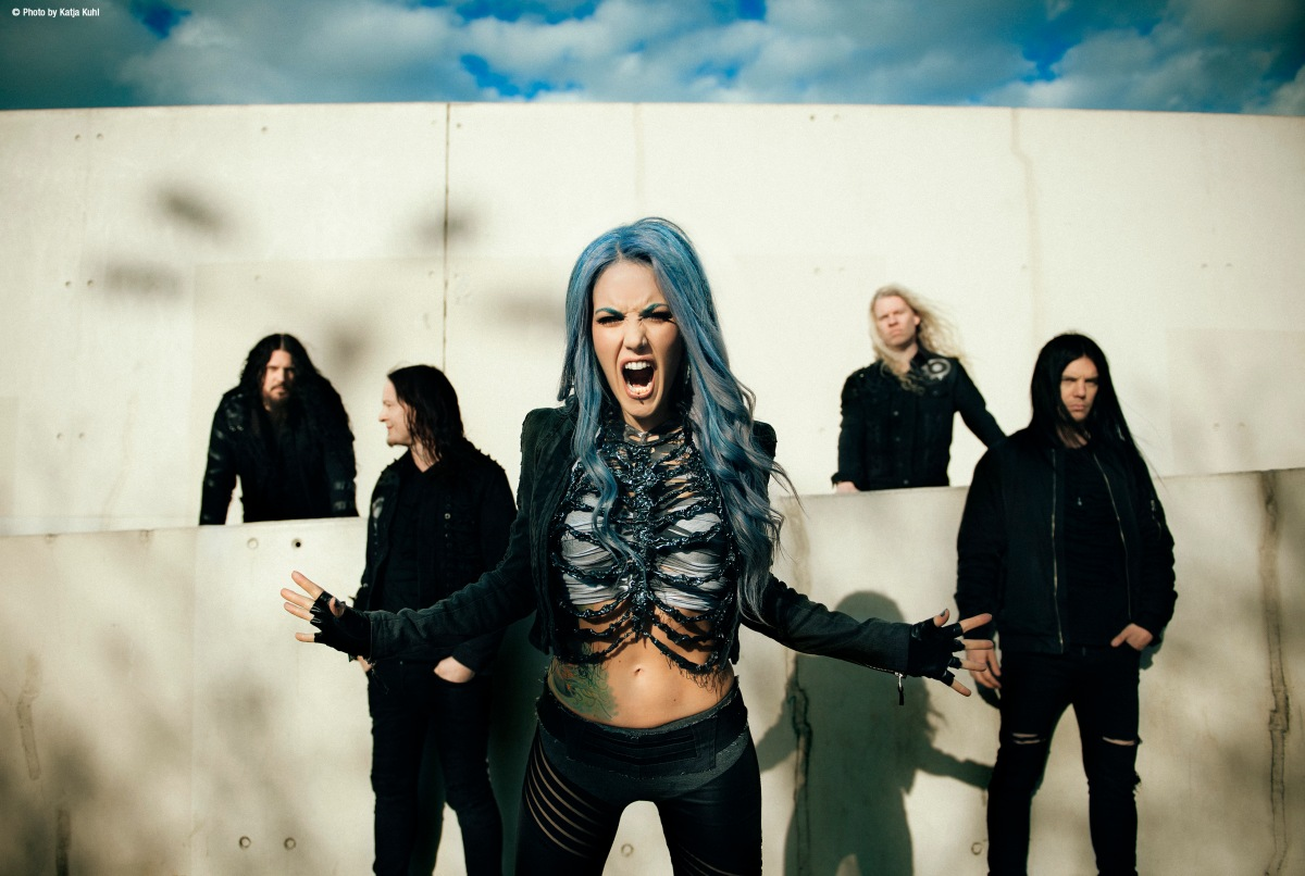 ARCH ENEMY AND THE STORY OF WILL TO POWER