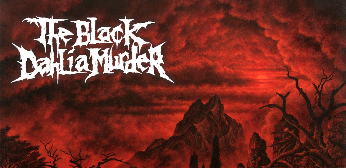 THE BLACK DAHLIA MURDER'S ARTWORK FOR NIGHTBRINGERS SLAYS