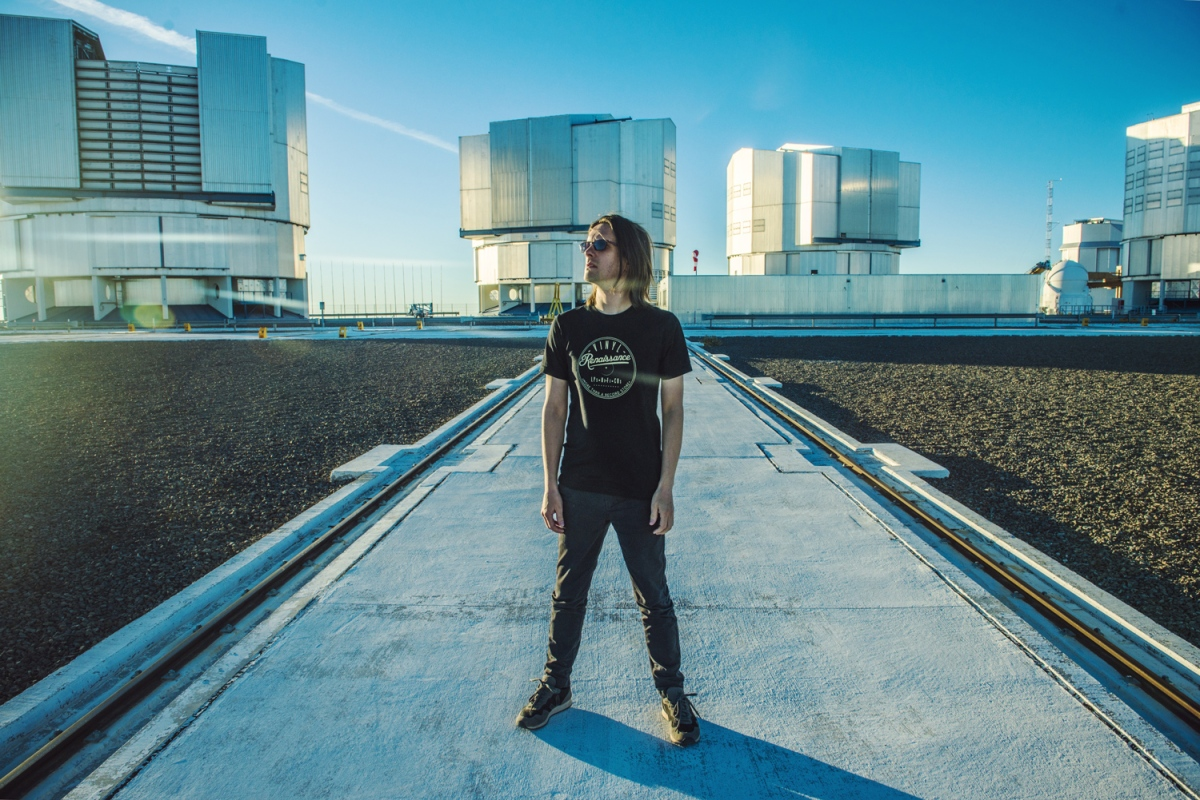 STEVEN WILSON - A LOVER OF MUSIC RIGHT DOWN TO THE BONE