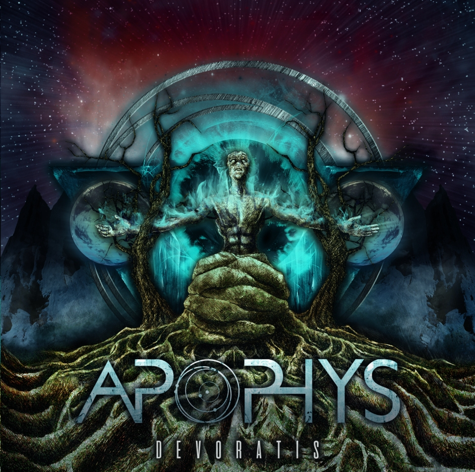 Apophys Devoratis - cover 12 x 12