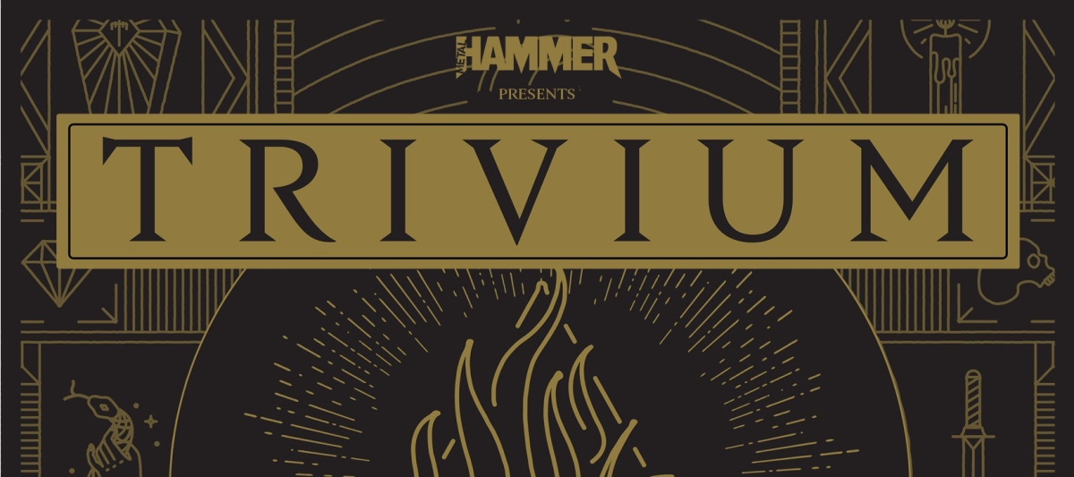TRIVIUM ANNOUNCE A HUGE HEADLINE TOUR FOR SPRING 2018