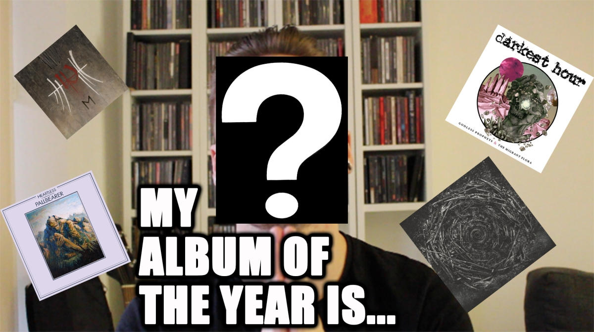 2017 : MY ALBUMS OF THE YEAR 16-20 AND ALBUM OF THE YEAR