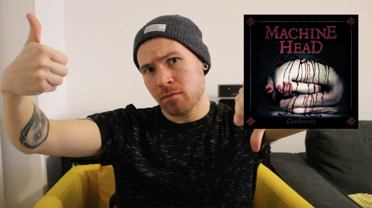 MACHINE HEAD'S 'CATHARSIS' - THE ALBUM THAT WILL GET EVERYONE TALKING