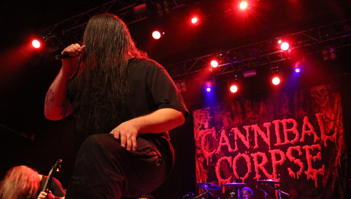 CANNIBAL CORPSE AND THE BLACK DAHLIA MURDER - DEATH METAL'S DYNAMIC DUO